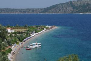 Παραλία Αγίου Δημητρίου